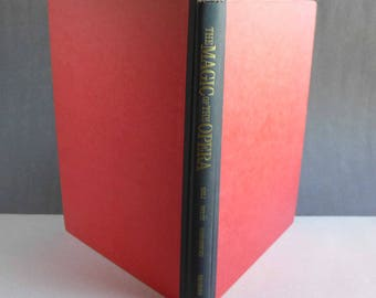The Magic of Opera, A Picture Memoir of the Metropolitan Opera, 1960, Mary Ellis Peltz, Gjon Mili, Books That Matter, Frederick Praeger