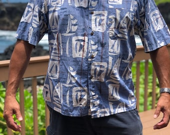 Vintage Aloha Shirt - 2XL