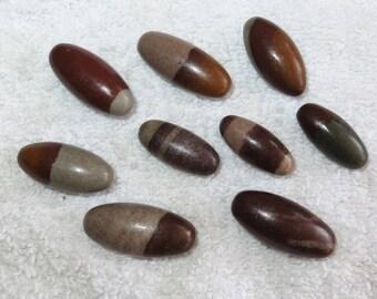 Destash Lots - Qty 9 - Shiva Lingam Lingham - Inventory Reduction