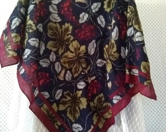 Perry Ellis dress scarf-shoulder wrap