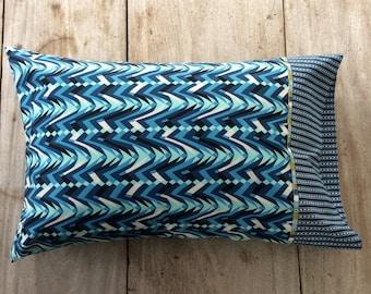 Handmade Pillowcases, set of 2, Standard/Queen size, 100% Cotton