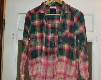 Womens AE flannel