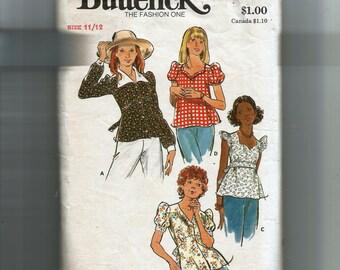 Butterick  Junior/Teen Tops Pattern 3608