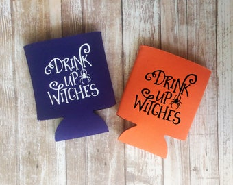 Drink up WItches Can Cooler