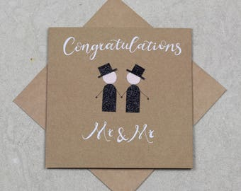 Congratulations Mr & Mr