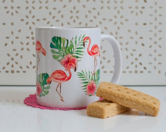 Flamingos Coffee Mug / Tea Mug