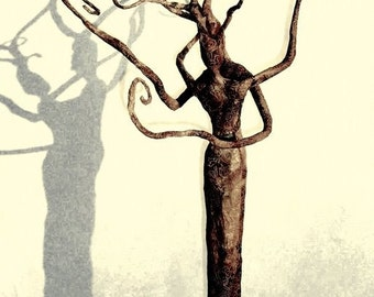 Embrace - Tree Spirit Print