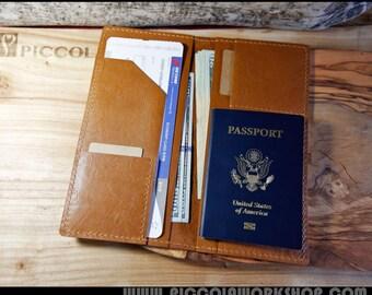 Passport Holder,Passport Cover,Travel Wallet,Ticket and Passport Wallet Case Holder,Leather Passport Wallet,Passport Case