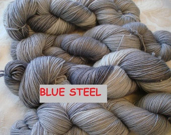 PICK YOUR BASE New bases added. Kettle Dye, Color - Blue Steel