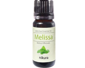 100% Pure Melissa Rectified (Lemon Balm) Essential Oil