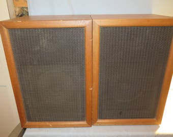 Vintage Utah Speakers, V8JC-W
