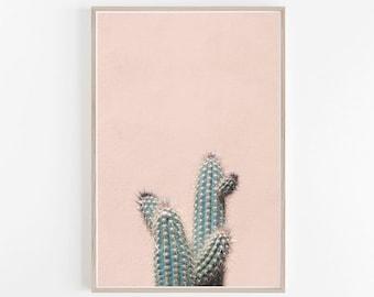 Impression de cactus, Art mural, impression succulente, numérique Télécharger, imprimer Cactus imprimable, Art de Cactus, cactus, impression d'Art, Cactus, Digital Art, gravures, cactus