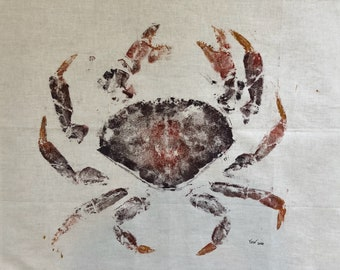 Dungeness Crab in Color