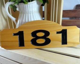 Address Sign Wooden Street Sign Home Address Sign Cedar Address Number Sign Home Address Plaques Cedar Wood Signs Housewarming Gifts