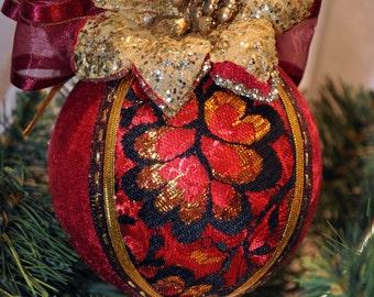 Handmade Christmas ornaments, Christmas gift,Bespoke Christmas decorations,