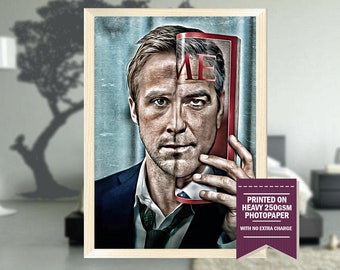 The Ides of March, fanart, ides of march poster, ides of march print, best posters, ides of march, ides of march movie, cool art