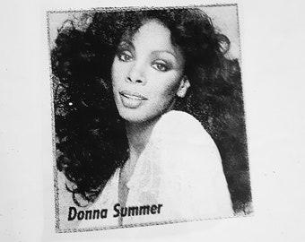 Donna Summer Vellum