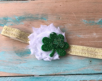 St.Patrick's day headband