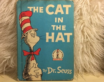The Cat In The Hat Dr Seuss 1957