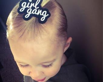 Girl Gang Hair Clip