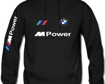 BMW M Power sweatshirt best quality unisex hoodie all colors all sizes Shipping free accept returns