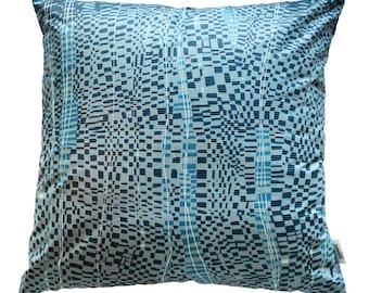 Cushion Grey-Blue