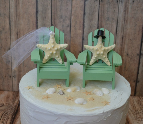 key west wedding cake toppers wedding cake topper destination and groom mint 16637