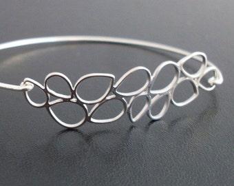 Silver Lace Bracelet, Bridal Lace Jewelry, Silver Bridesmaid Bracelet, Silver Wedding Bracelet, Bride Jewlery, Unique Bridal Jewelry