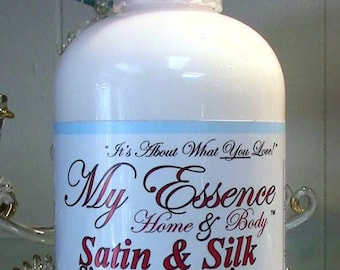 Satin & Silk Hand and Body Lotion