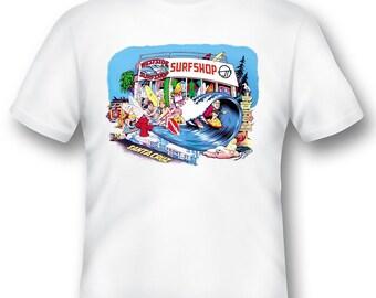 Surf shop Tee shirt
