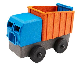 EcoTruck Dump Truck stacking toy truck made in USA