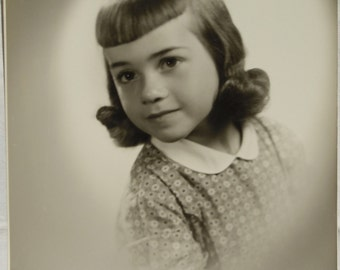 Little girl photograph