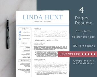 Resume template nurse, Teacher resume, Creative resume, Resume template word, Cover letter, Professional resume, Modern resume, Lebenslauf