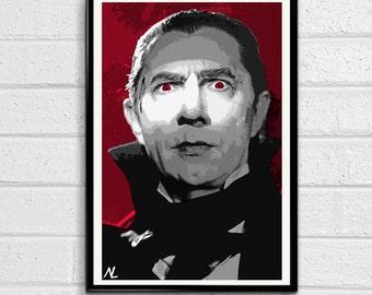 Dracula Bela Lugosi Color