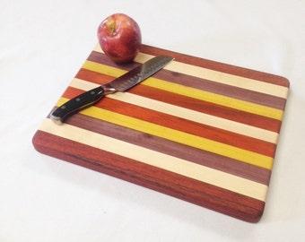 Handmade Exotic Wood Cuttingboard