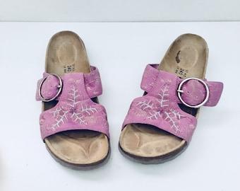 Birkenstocks Sandals Betula Size Women's 7 37 made in Germany