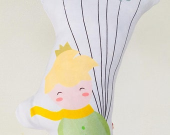 Shaped Pillow-Le petit Prince