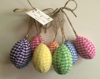 Rag Eggs (set of 4)