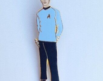 Vintage SPOCK Star Trek Pin Original Collectible