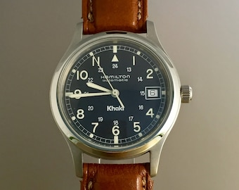 HAMILTON Khaki Automatic Watch years 90 excellent conditions