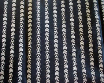 Fabric Destash – After Hours by Connecting Threads – 1/2 Yard, 100% Cotton
