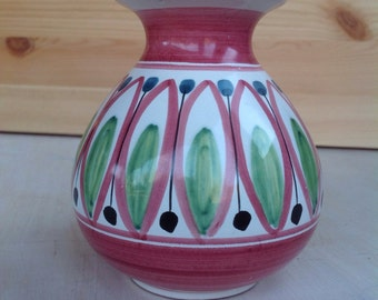 Little Norwegian ceramic vase
