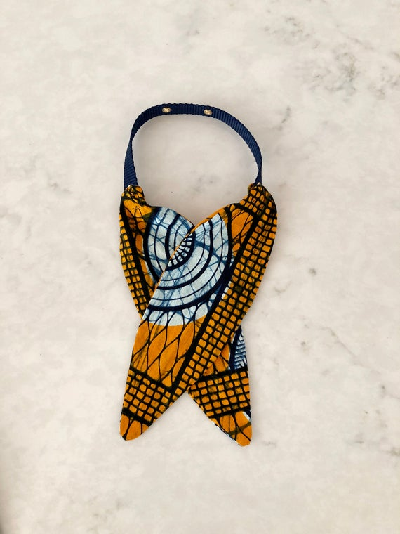Lwala Neck Scarf - orange collection
