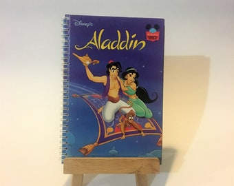 Aladdin - Notebook