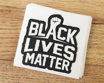 STICKER BLM