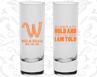 To Have and To Hold Shooters, Wedding Favor Shooter Glasses, Monogram Wedding Shooters, Monogrammed Wedding Shooters, Custom Shooters (49)
