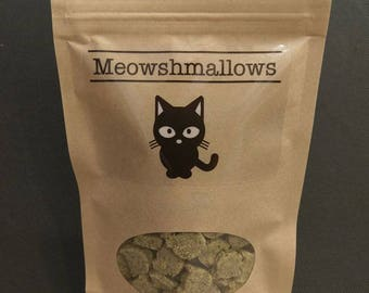 All natural homemade catnip treats