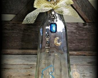 Bastet/Bast Altar Bottle