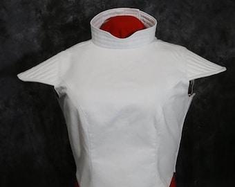 Women's Customized Mandalorian flak vest made to order