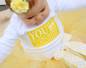 You Are My Sunshine Tutu